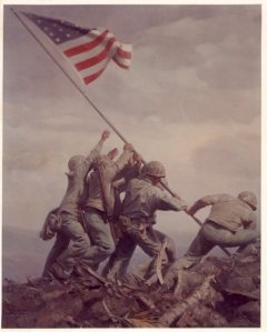 Iwo Jima: Uncommon valor was a common virtue