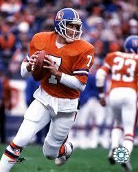 The Denver Broncos before ...