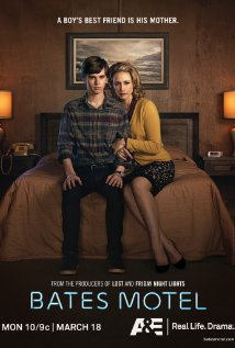Strange goings-on abound at the Bates Motel