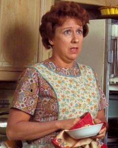 Jean Stapleton as Edith Bunker