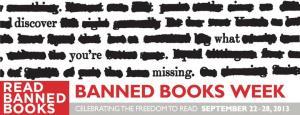 From the Banned Books Weeks website, www.bannedbooksweek.org