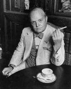 Truman Capote in Newsweek