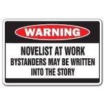novelist-sign